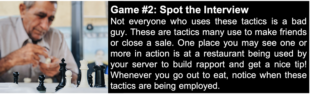 situational awareness game