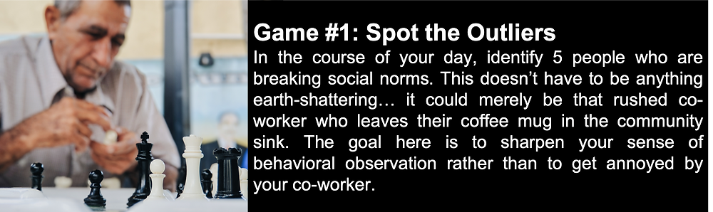 situational awareness game
