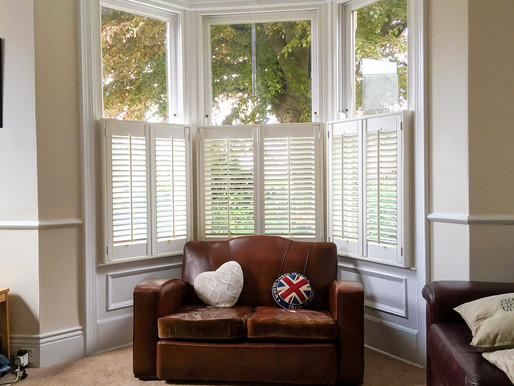 Cafe Style Shutters From Plymouth Shutters And Blinds