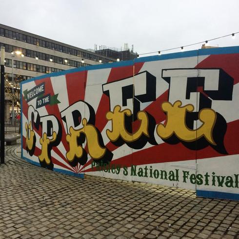 Spree Festival Public Art