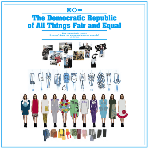 The Democratic Republic of All Things Fair and Equal