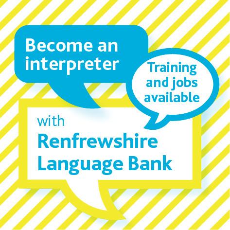 Renfrewshire Language Bank