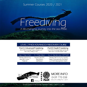 BB Summer LEVEL 2 COURSE POSTER 2021 SQ.