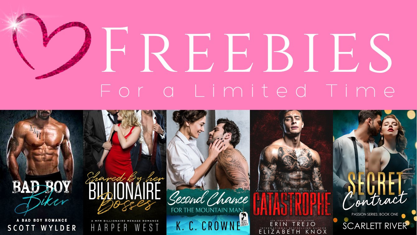 More Freebies for a Limited Time