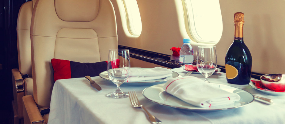 How to Get First Class Flights at Coach Prices