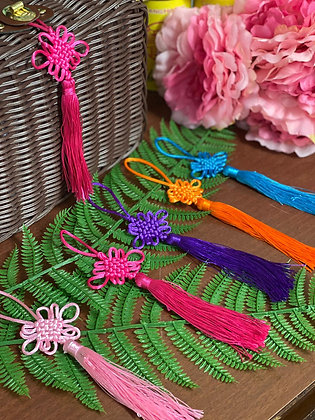 Chinese Knot Tassels