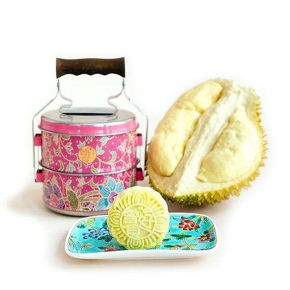 2-pc MSW Durian Mooncake