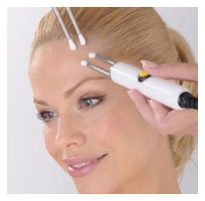 Micro current Anti Ageing treatment.