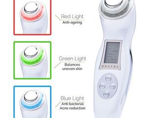 Ultrasonic, Massage & Light...