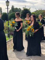 Natural Sunflower Bouquets