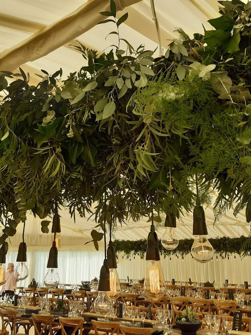 Luxury greenery garland