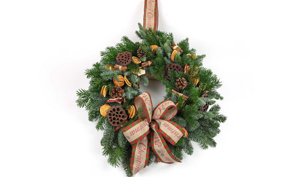 Wreath Making video