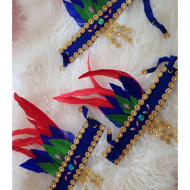 Customized legpieces for SIU masquerader