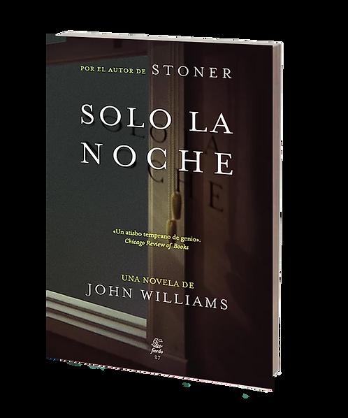 Williams, John - SOLO LA NOCHE (novela)