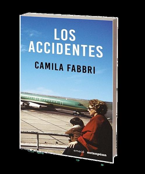 Fabbri, Camila - LOS ACCIDENTES (cuentos)