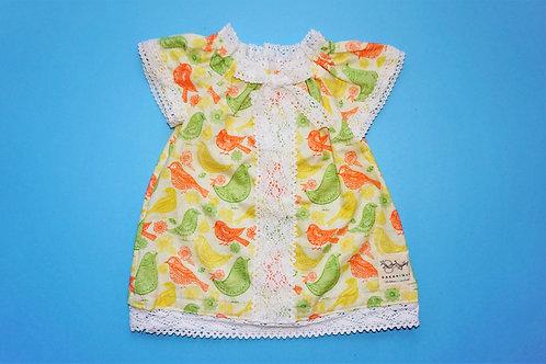 Girls Guinea Hens Summer Dress
