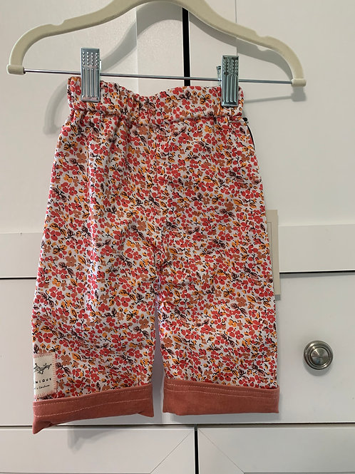 Girls Reversible Pull on Pant