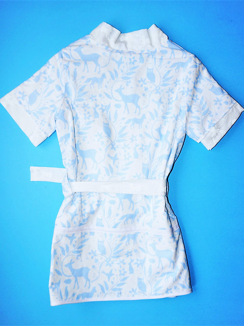Unisex Summer Housecoat/Swimming Cover Up