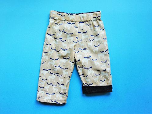Unisex Reversible Pants - Blue Moose -
