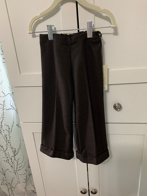 Boys Wool Dress Pants