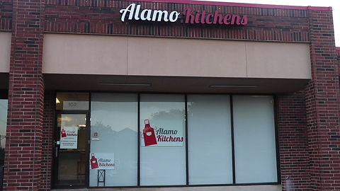Founder, Tracie Shelton, explains why Alamo Kitchens was started and the goals she is working to achieve.