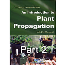 An Introduction to Plant Propagation DVD
