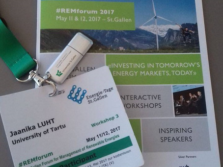 Renewable energies research trip to Switzerland and Germany