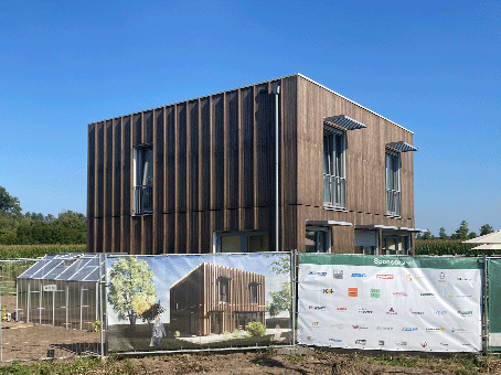 Businesses and academy come together to revolutionize the building sector