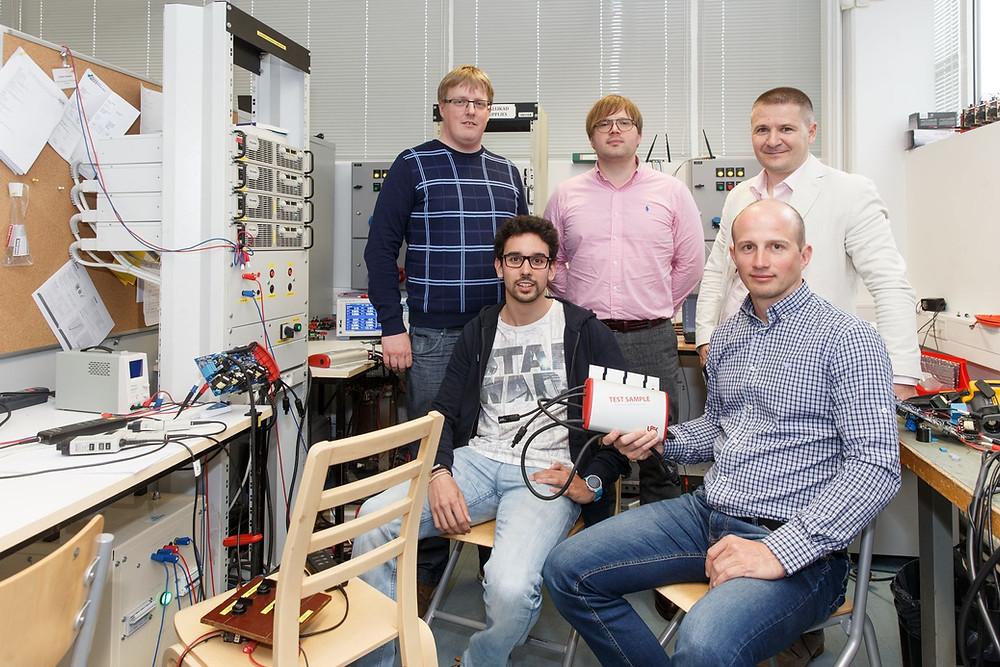 Power Electronics Group Laboratories of the Tallinn University of Technology (TTÜ)