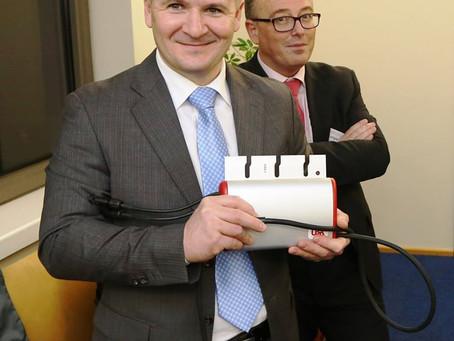 Member of board honoured as Scientist of the Year