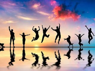 Viver é ser feliz e NADA MAIS!