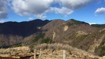 山登り ヤビツ峠〜塔ノ岳