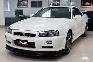 Nissan Skyline R34 GT-R M-SPEC
