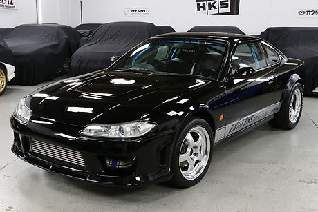 Nissan Drag S15