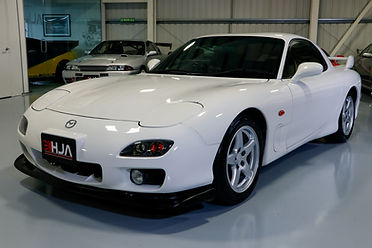 Mazda RX7 Type RB-S package