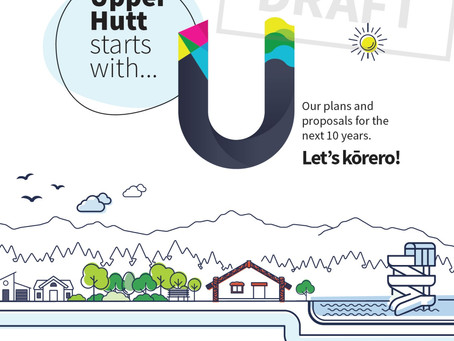 Make a Submission on UHCC Long Term Plan