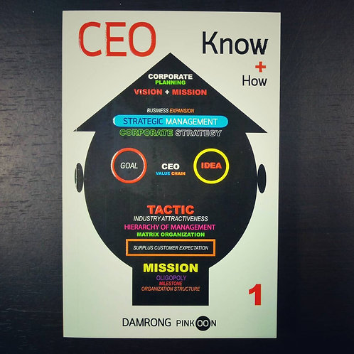 CEO Know + How [Soft cover]