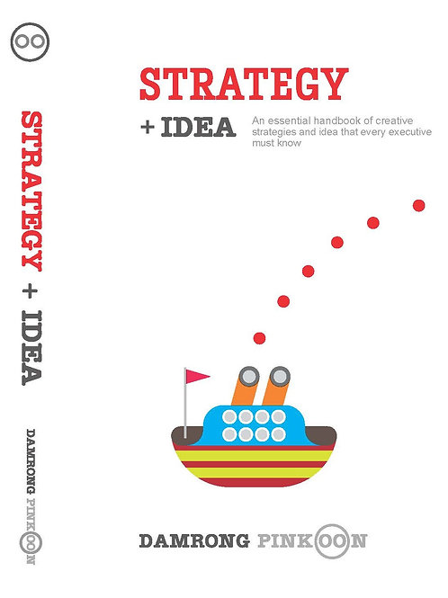 Strategy  + Idea [Hard cover]