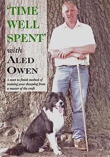 Aled Owen sheepdogs