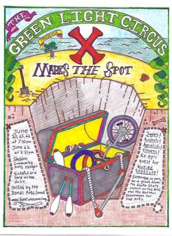 GLC poster made by Daniel Sloan