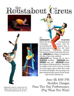 Talkeetna Show Poster