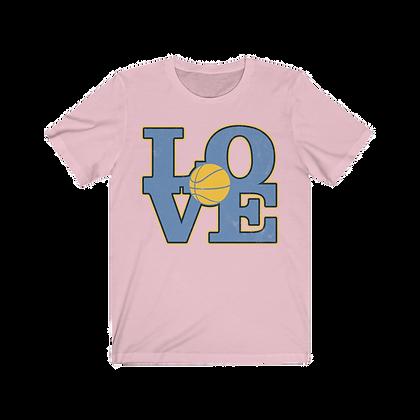 """Basketball Love - Grizzlies"" Tee"