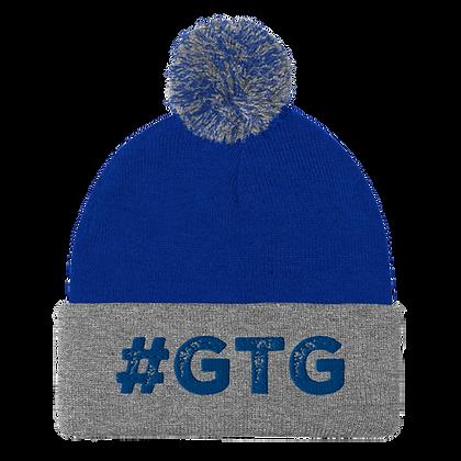#GTG Pom-Pom Beanie