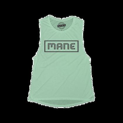"""Mane"" Muscle Tank"