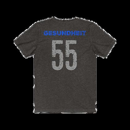 """""""Gesundheit #55"""" Tee"""