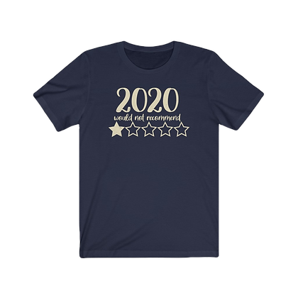 """2020 Review"" Tee"