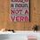 "Thumbnail: ""BBQ is a Noun"" Canvas Wraps"