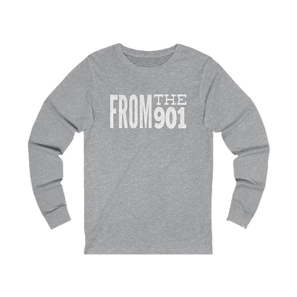 """""""From the 901"""" Long Sleeve Tee"""
