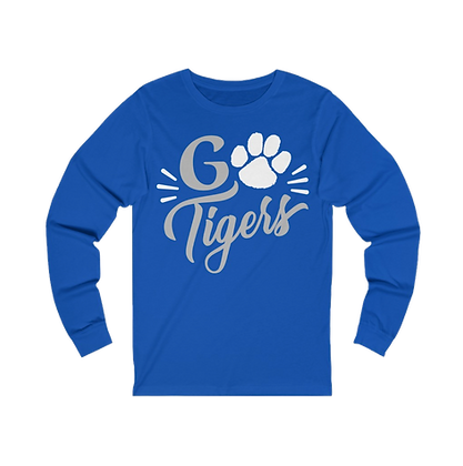 """""""Go Tigers"""" Long Sleeve Tee"""