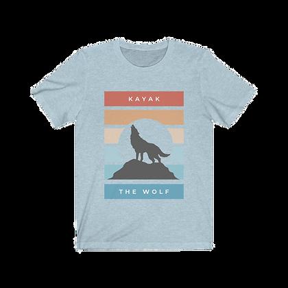 """""""Kayak the Wolf"""" Tee"""